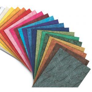 Papier soie de paille Vivant - 50x70cm - 25 g/m² - 20 feuilles