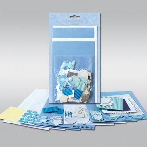 Cartes de voeux Ursus Inspiration, Bleu