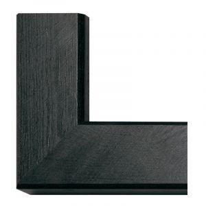 Cadre Atelier 40, 80x100cm, Noir