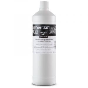 Colle vinylique I Love Art - 1 litre, 1 litre