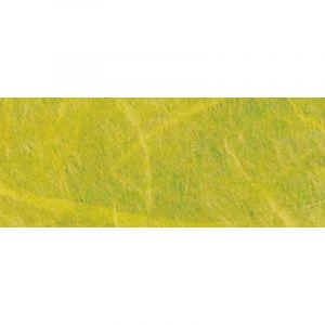 Papier de soie de paille Pulsar, 50 x 70cm - 25g/m² - Feuille, Citron vert