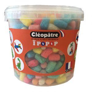 Cléopâtre Ipopop, Pot de 500 flocons de maïs