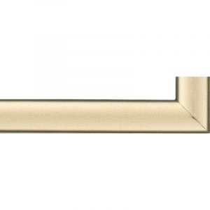 Cadre en aluminium Classic Nielsen, 20 x 30cm, Or mat