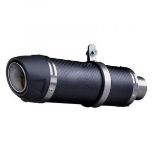 Silencieux universel Leovince GP Corsa Evo carbone Ø 54 mm