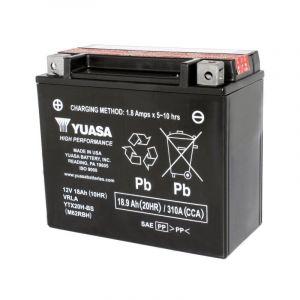 Batterie Yuasa YTX20H-BS 12V 18Ah