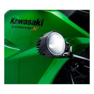 Kit feux longue portée LED SW-Motech EVO Kawasaki Versys X-300 17-18