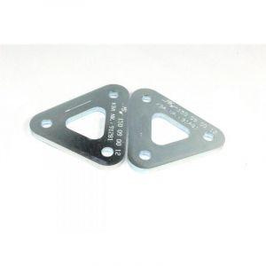Kit rabaissement de selle -25 mm Tecnium pour Honda VFR800Fi 98-01
