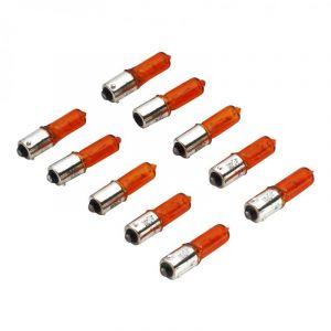 Ampoule BAU9S 12V 21W ergot décalé 120 Orange