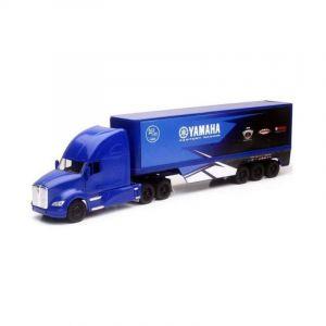 Camion Team Yamaha 1:32 NewRay bleu/noir