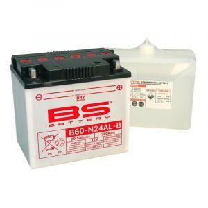 Batterie BS Battery B60-N24AL-B 12V 29,5Ah conventionnelle avec pack a