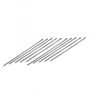 Colliers inox 300mm pour bande thermique d'échappement