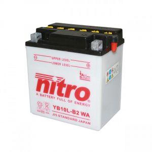 Batterie Nitro YB10L-B2 12V 11 Ah