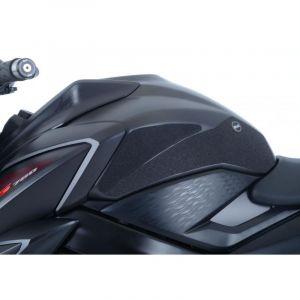 Kit grip de réservoir R&G Racing noir Suzuki GSX-S 750 17-18