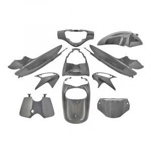 Kit carrosserie Honda SH 125/150 2006 gris (10 pièces)