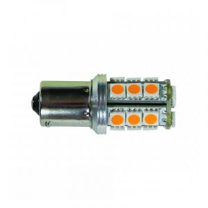 Ampoule Led P21W BA15S Orange
