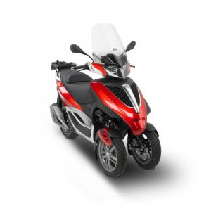 Bulle Givi incolore Piaggio Mp3 Yourban 125-300 11-14