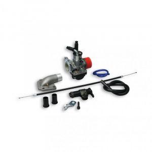 Kit carburateur Malossi PHBG 19 AS Peugeot Fox 50