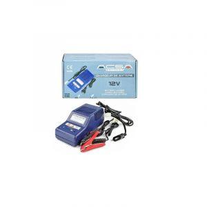 Chargeur de batterie intelligent Acsa12V 0.9A