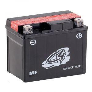 Batterie C4 CT12A-BS 12 V 9,5 Ah