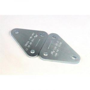 Kit rabaissement de selle -30 mm Tecnium pour Honda VFR800X Crossrunne