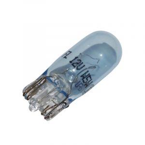 Ampoule Flösser T10 W2.1x9.5D Wedge 12V 5W Bleu