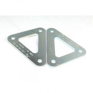 Kit rabaissement de selle -25 mm Tecnium pour Honda CBR900RR 00-01