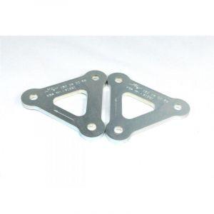 Kit rabaissement de selle -25 mm Tecnium pour Honda CBR900RR 02-04