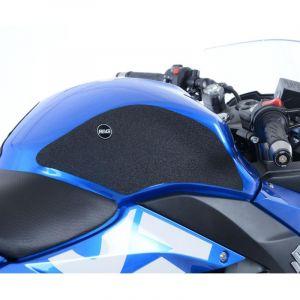 Kit grip de réservoir R&G Racing noir Suzuki GSX-R 250 17-18