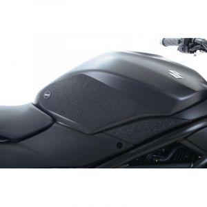 Kit grip de réservoir R&G Racing noir Suzuki SV 650 16-18