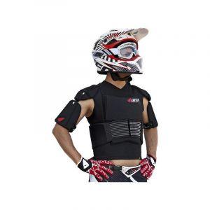 Gilet de protection Ufo Cyborg noir - 2XL