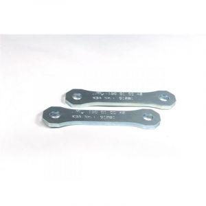 Kit rabaissement de selle -30 mm Tecnium pour Suzuki SV650 99-02