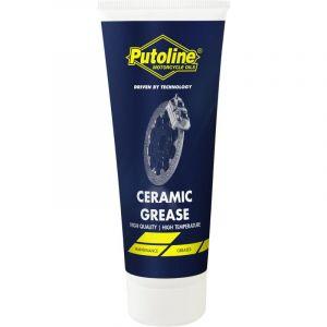 Pâte d'assemblage haute température Putoline Ceramic Grease (100gr