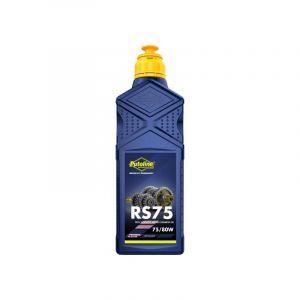 Huile de boîte Putoline RS75 100% synthèse 75W80 1L