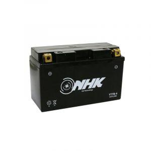 Batterie Gel NHK YT7B-4 12V 6,5Ah sans entretien