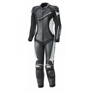 Combinaison cuir femme Held AYANA II noir/blanc - FR-40