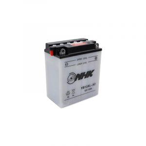 Batterie NHK YB12AL-A2 12V 12Ah avec entretien