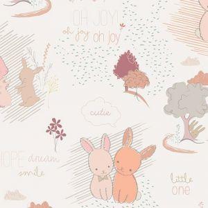 Tissu Art Gallery Littlest Furry Tales Sweet
