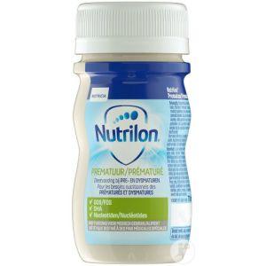 Nutrilon Prématuré Lait Pour Nourrissons Liquide 24x70ml