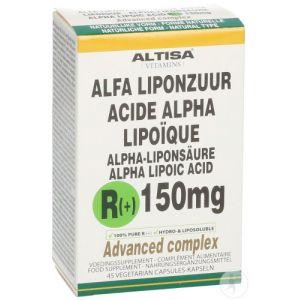 Altisa Acide Alpha Lipoïque Advanced Complex 45 Gélules