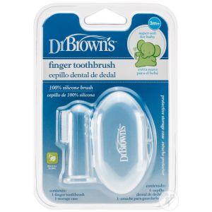 Dr. Brown's Brosse À Dents Au Doigt 1 Pièce