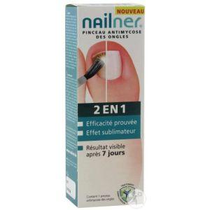 Nailner Pinceau 2 En 1 Anti-Mycose Des Ongles 5ml
