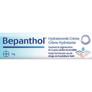 Bepanthol Crème Hydratante Irritations Cutanées 50g