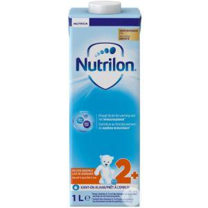 Nutrilon 2+ Lait De Croissance Pour Bébé Liquide 1L