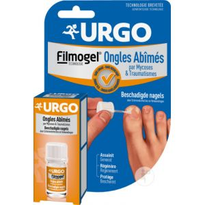 Urgo Filmogel Ongles Abîmés Flacon 3,3ml