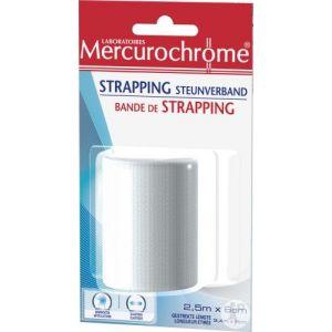 Mercurochrome Bande De Strapping 1 Pièce