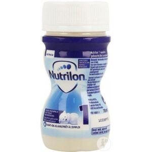 Nutrilon 1 Bébé Lait Pour Nourrissons Liquide 24x70ml