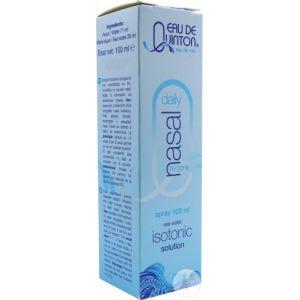 Quinton Eau De Mer Daily Nasal Hygiene Solution Saline Isotonique Flacon Spray 100ml