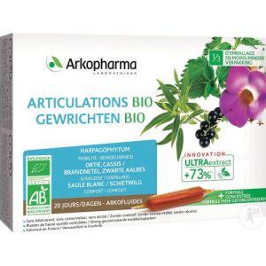 Arkopharma Arkofluide Articulation Bio Ampoules 20x10ml