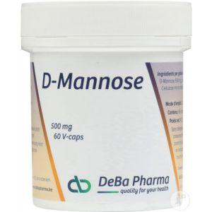 Deba D-Mannose 500mg Capsules 60