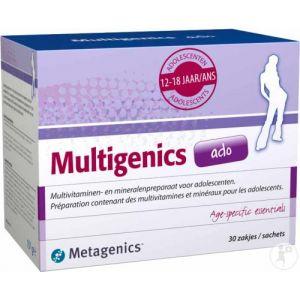 Metagenics Multigenics Ado 30 Sachets